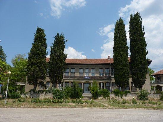 Hisarja : the hotel for employees of the Bulgarian Railway company