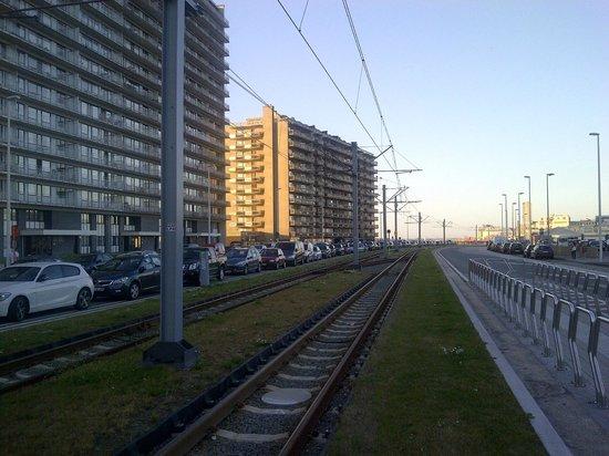 The Kusttram, Ostend