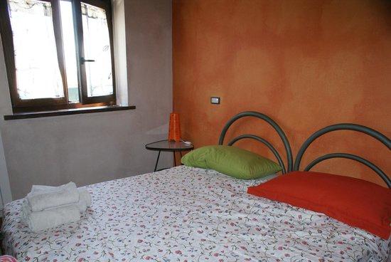 Borgo Lamurese: una delle camere