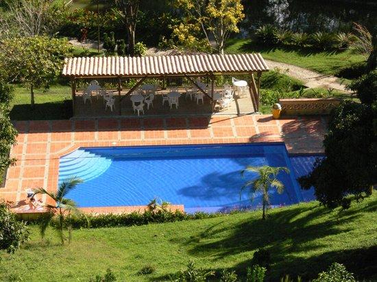 Piscina Finca Hotel Los Arrayanes