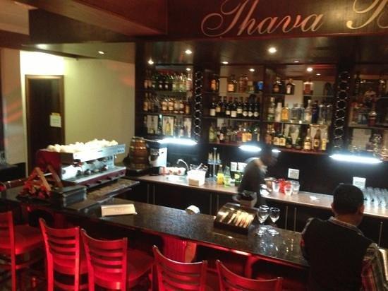 Thava Indian Restaurant : le bar