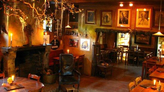 Teuven, België: cosy interior
