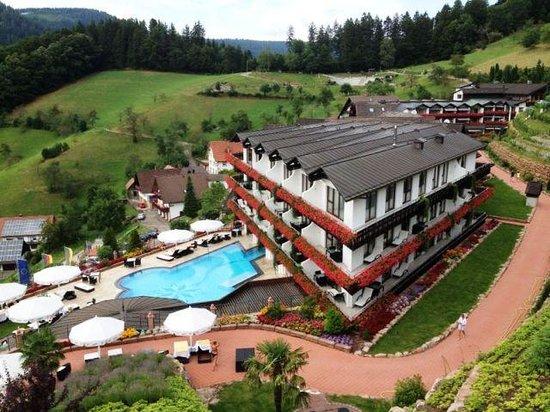 Flair Hotel Adlerbad Bad Peterstal Griesbach