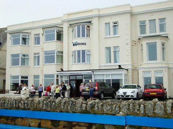 Marina Hotel: Hotel