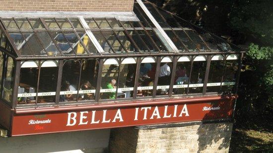 Bella Italia Durham: Close up