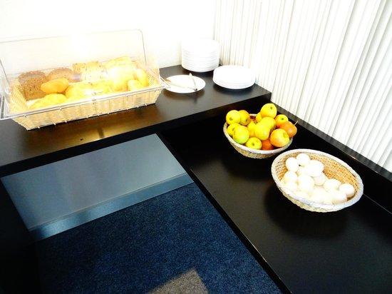Ibis Budget Hotel Essen Nord: Pequeno almoço