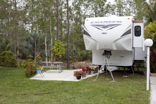 Club Naples Rv Resort Floride Voir Les Tarifs Et Avis