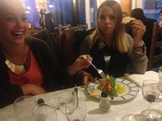 Restaurant Amoulat : les desserts un délice