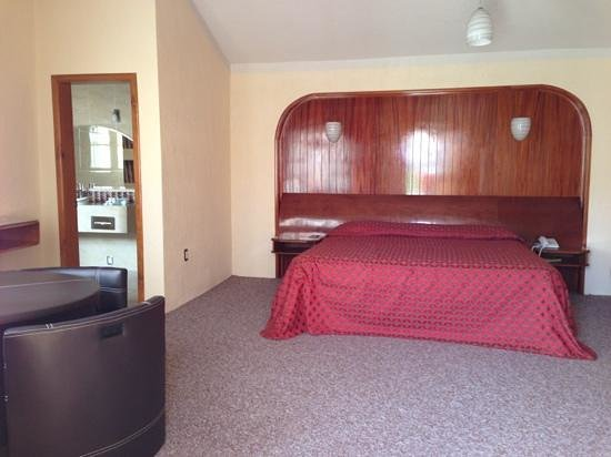 Hotel Arrecife de Coral: de kamer