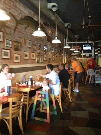 Sandcastle Cafe & Grill: Serving the Golden Isles for over 25 years