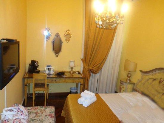 Residenza Vespucci: Quarto