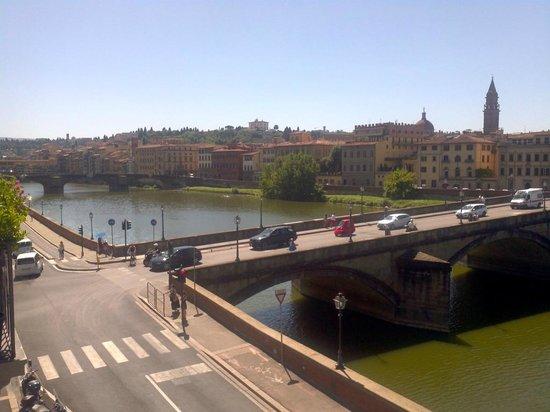 Residenza Vespucci: Vista