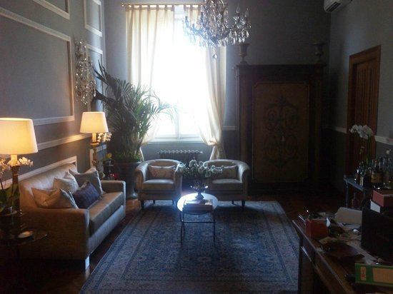 Residenza Vespucci: Recepção
