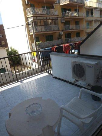 Hotel Xapala: balcon