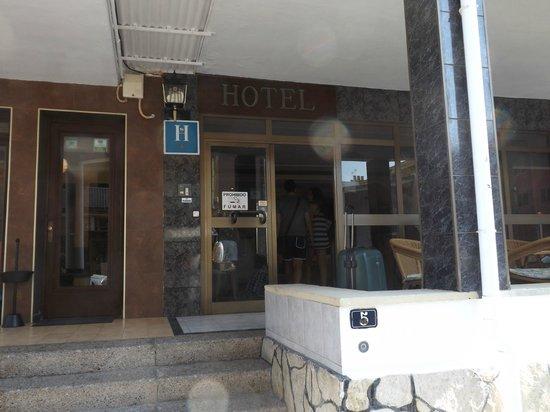 Hotel Xapala: accueil