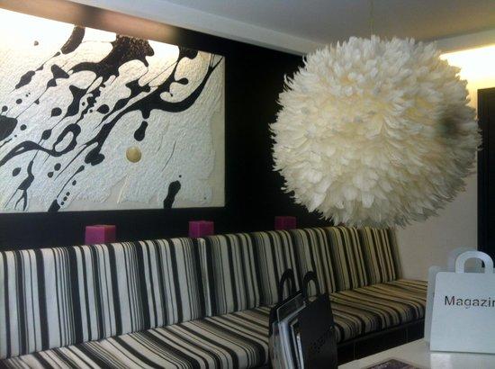 Hotel Standard Design : Reception