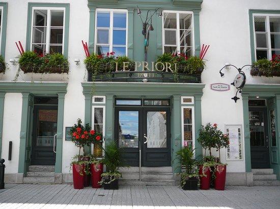 Hotel Le Priori: Hôtel Le Priori