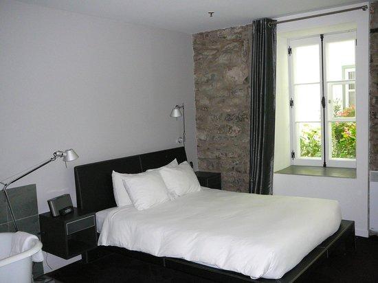 Hotel Le Priori: Chambre arrière