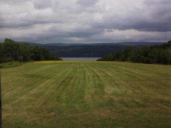 Lakeside Resort: Amazing views !
