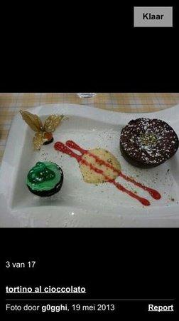 Ristorante Pizzeria Baglio del Falco: chocoladeraartje