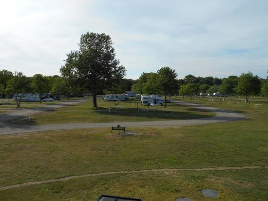 Seaport RV Resort and Campground: Resort Grounds