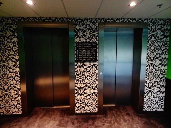 Tulip Inn Eindhoven Airport : Elevadores