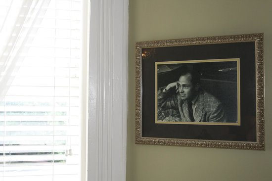 The Kehoe House - A Boutique Inn: Johnny Mercer