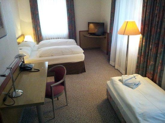 LeoMar Flatrate Hotel: Tripple Room