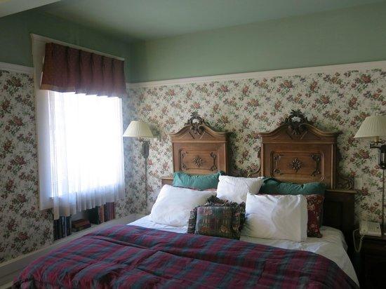White Swan Inn: Blick ins Zimmer 1