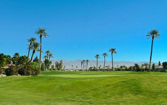 Indian Palms Vacation Club: Indian Palms Country Club Golf Course