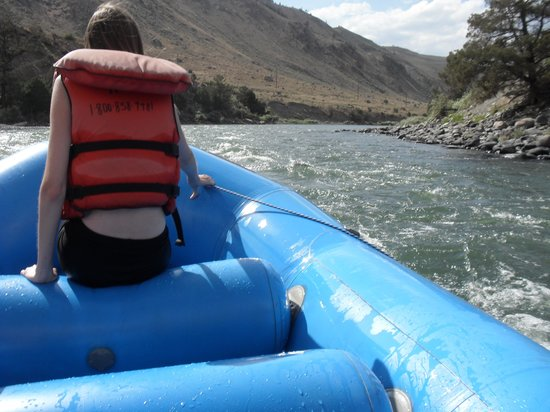 Yellowstone Raft Company : A good start for a beginner
