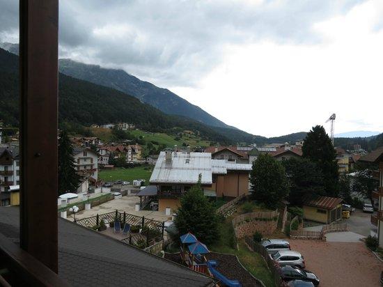 Hotel Dal Bon : Panorama dalla camera