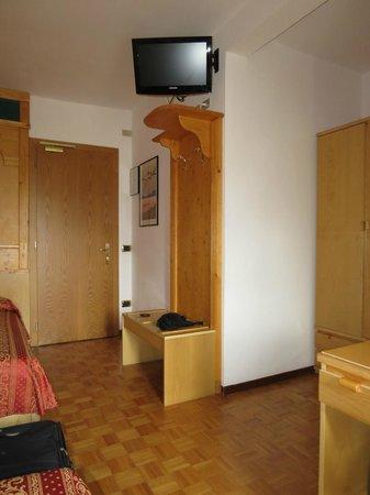Hotel Dal Bon : Camera
