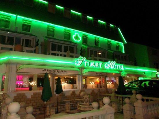 Stuart Hotel : lovely hotel