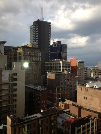 Holiday Inn Express Philadelphia-Midtown: View