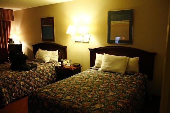 Clarion Inn: beds
