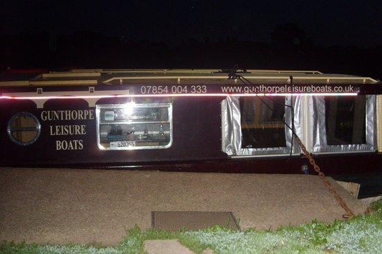 Unicorn Hotel: Boat trips on the doorstep.