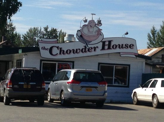 Chowder House Picture Of Chowder House Fairbanks Tripadvisor
