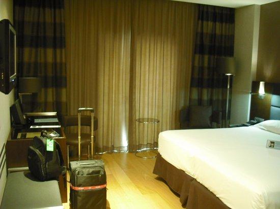 Eurostars Das Letras Hotel : nice bedroom