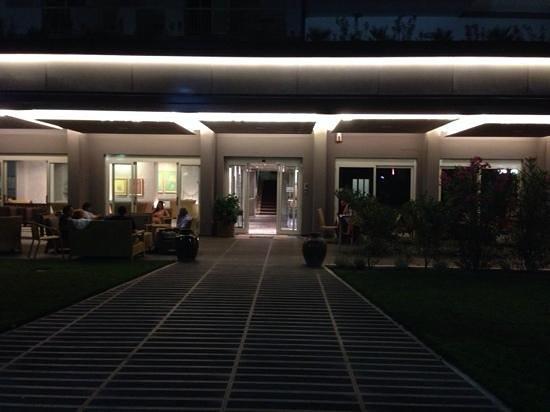 Hotel Parco: vista esterna
