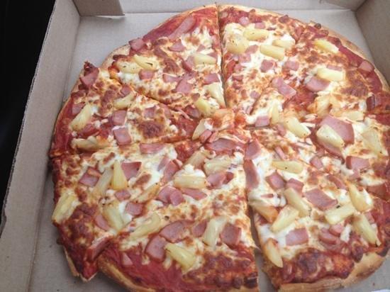Twiggs : Hawaiin pizza