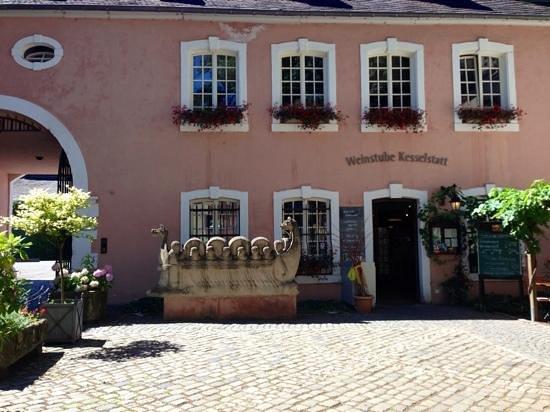 Weinstube Kesselstatt: lovely ambiance