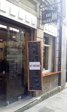 Restaurante bar charra en santiago de compostela con - Cocinas en santiago de compostela ...