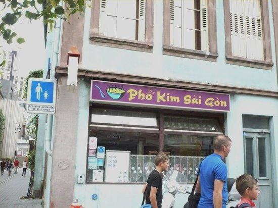 Pho Kim Saigon : Outside