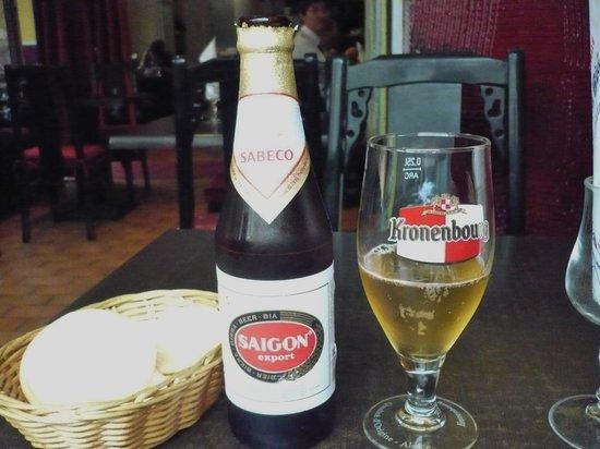 Pho Kim Saigon : Vietnamese beer