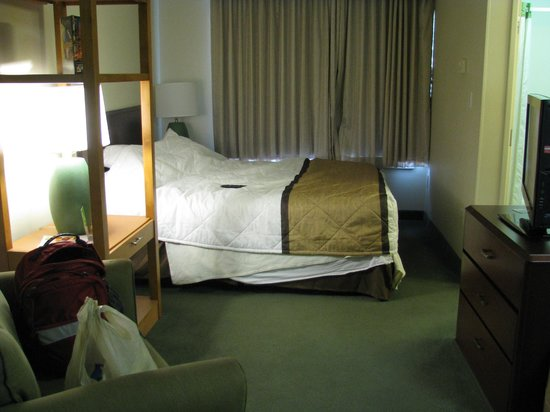 Extended Stay America - Columbus - Polaris: Loads of room - Queen Suite