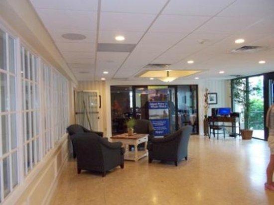 Heritage House Hotel: Lobby