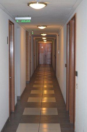 Diamond Suites: el pasillo