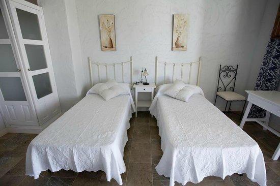 Casa Rural Hoyo Bautista: Doble dos camas