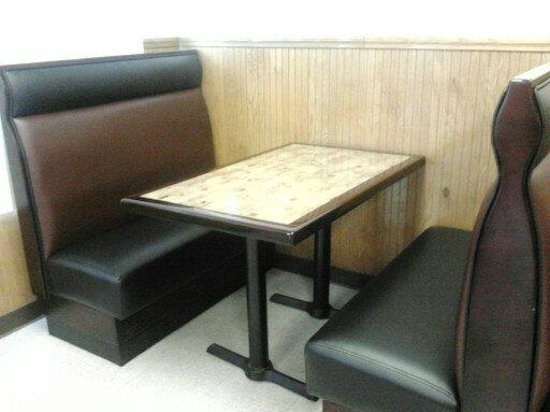 China Wok: The Booths